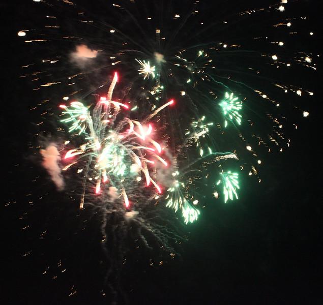 Bicentennial Fireworks 38