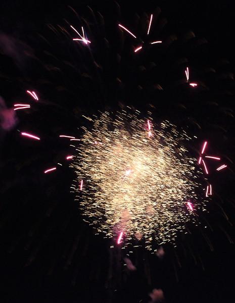 Bicentennial Fireworks 29