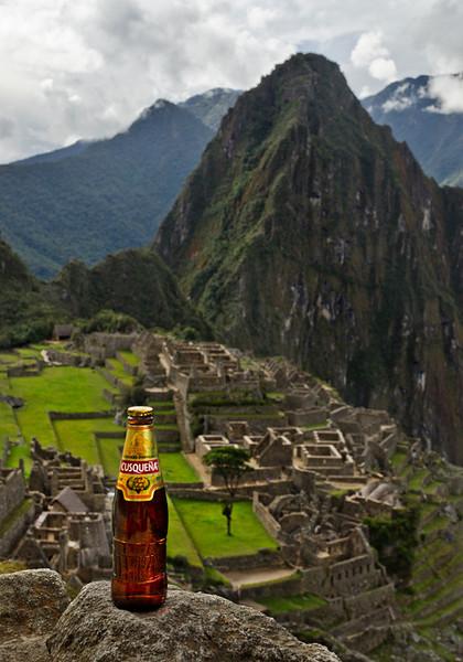 Machu Picchu, Peru 2013