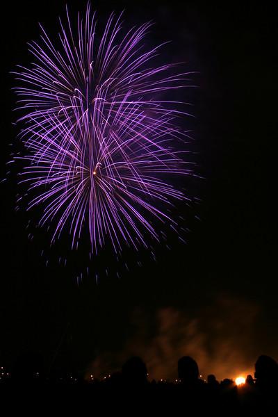Blackheath fireworks 2007 by Festival Fireworks