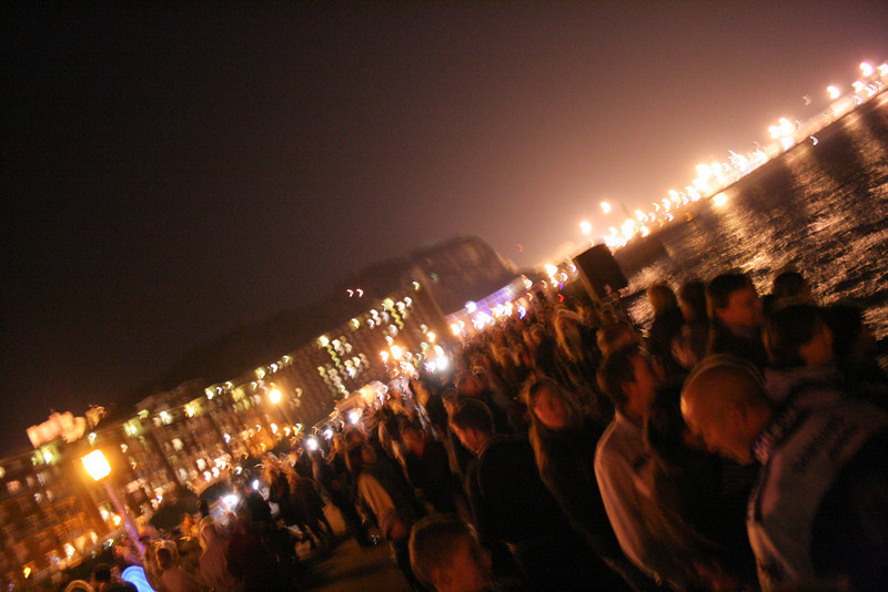 """Lighting Up Dover"", 26th September 2008"