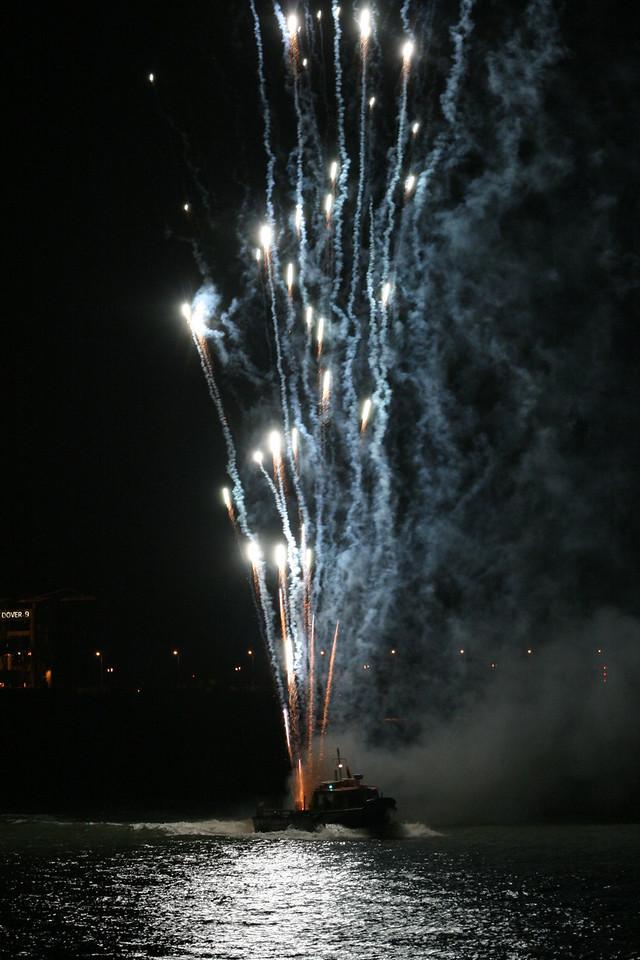 """""""Lighting Up Dover"""", 26th September 2008"""