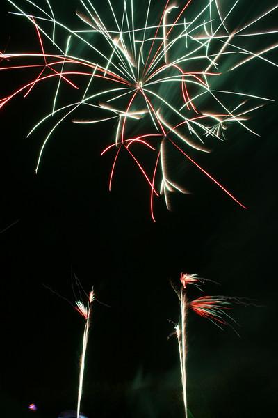 Roundwood Park Fireworks