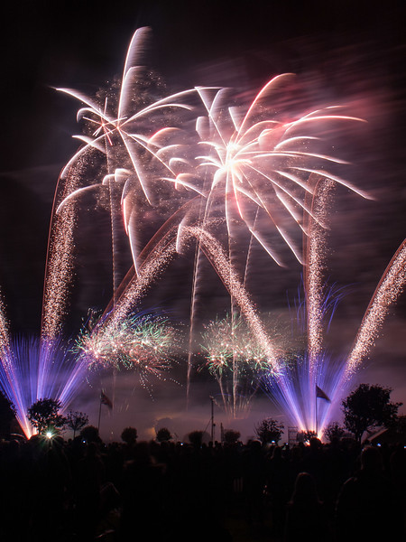 British Musical Fireworks Championships 2013, Southport