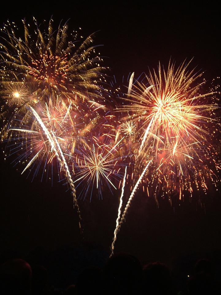 Victoria Park Fireworks
