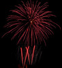 2008 Canada Day fireworks, Dryden Ontario.