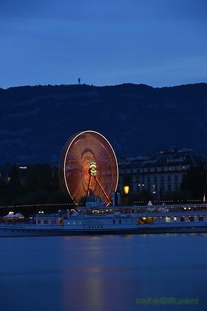 Feu Fetes Geneve 2014