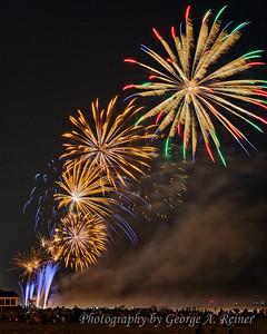 Asbury Park Fireworks