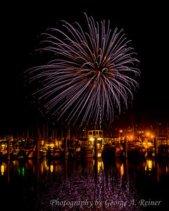Atlantic Highlands Fireworks
