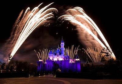 Disney Firework Spectacular, Hong Kong