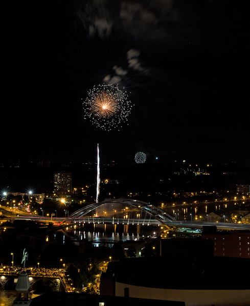 Rochester City Fireworks