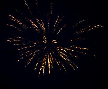 Fireworks July 5 2013