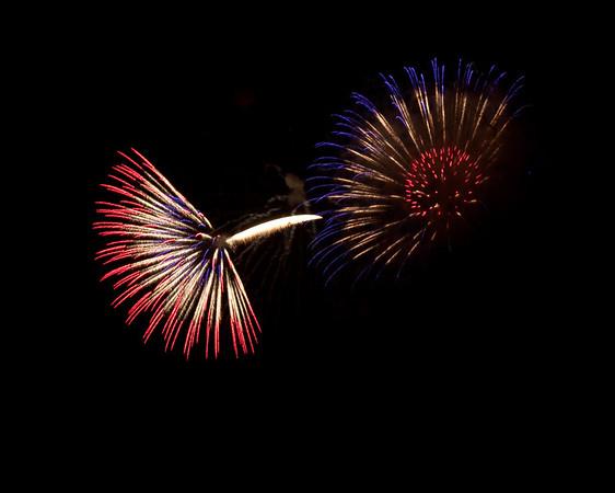 Fireworks Over Seaworld