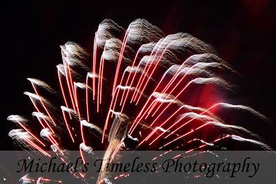 Fireworks 2013 - Sardinia, NY