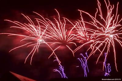 Gloucester Docks Firework Display 2014 005