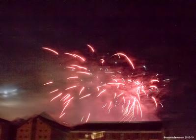 Gloucester Docks Firework Display 2014 015