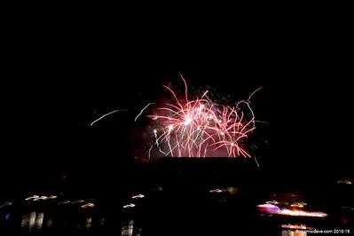 Gloucester Docks Firework Display 2014 013