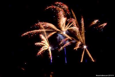 Gloucester Docks Firework Display 2014 008
