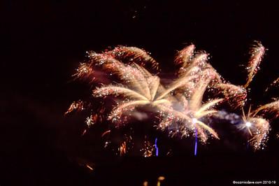 Gloucester Docks Firework Display 2014 010