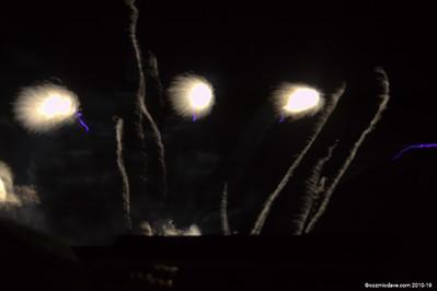 Gloucester Docks Firework Display 2014 004