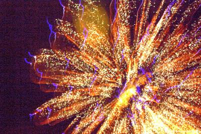 Gloucester Docks Firework Display 2014 017