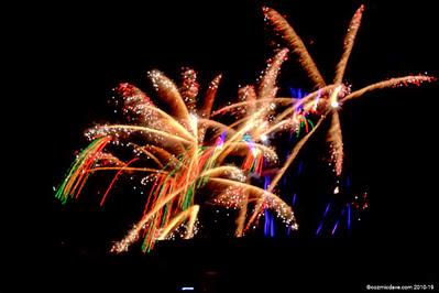 Gloucester Docks Firework Display 2014 009