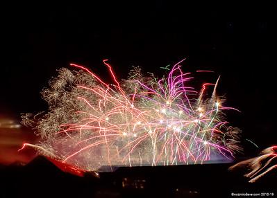 Gloucester Docks Firework Display 2014 012