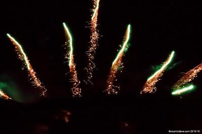 Gloucester Docks Firework Display 2014 011