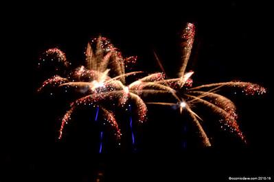 Gloucester Docks Firework Display 2014 007