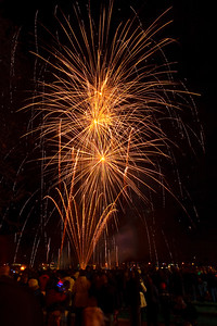 Guy Fawkes Night Fireworks