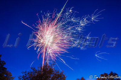 Fireworks (NOTE: ALL photo sales are for personal-use only and NOT FOR COMMERCIAL LICENSING. Please contact owner for commercial licensing).