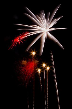 {fireworks} Heber Overgaard Fireworks 2013
