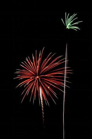 {fireworks} Heber Overgaard Fireworks 2014
