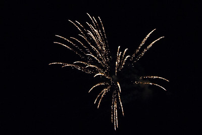 NJ Balloon Fest Fireworks Desplay 2013