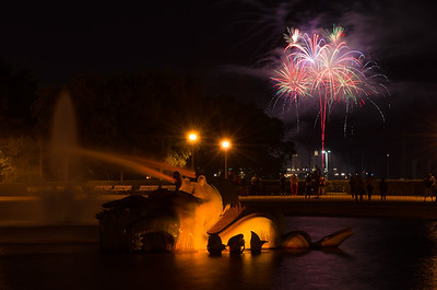 Of Fireworks and Fountains