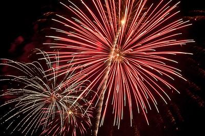 Triple Crown Fireworks 2010
