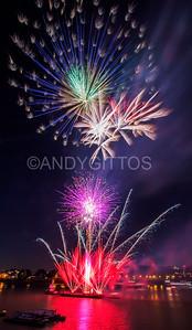 Greenwich Fireworks