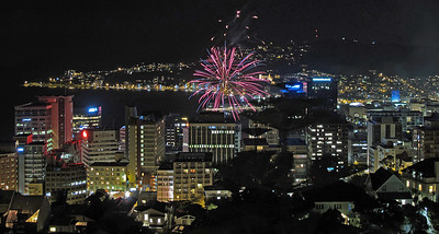 Wellington Diwali Fireworks