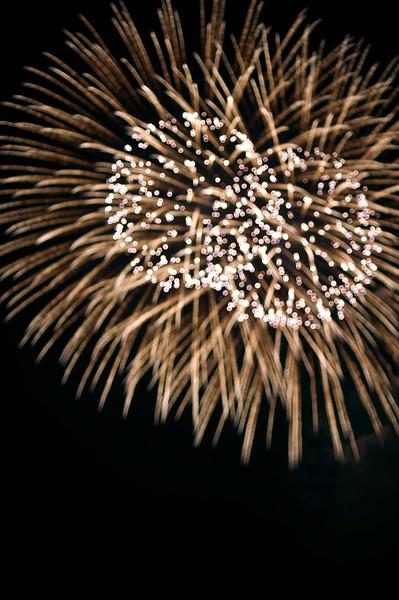 Yokohama fireworks festival