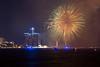 Detroit Windsor International Fireworks