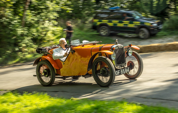Austin 7 TT (rep) 1929