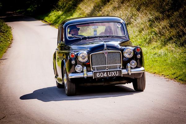 Rover P4 100 1962