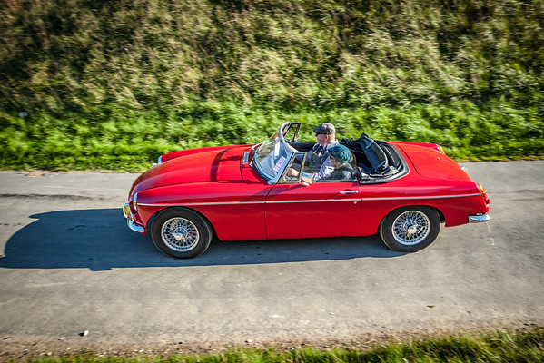 MG B Roadster 1965