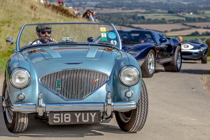 Firle-Hill-Climb individual cars