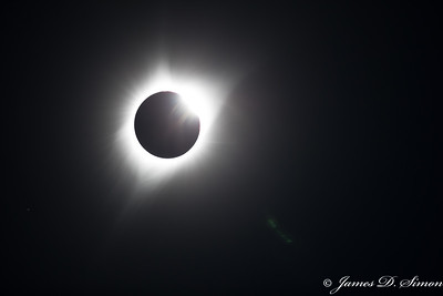 Solar Eclipse August 21 2017