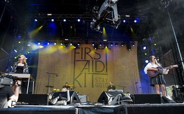 First Aid Kit    Squamish Valley Music Festival   Squamish BC