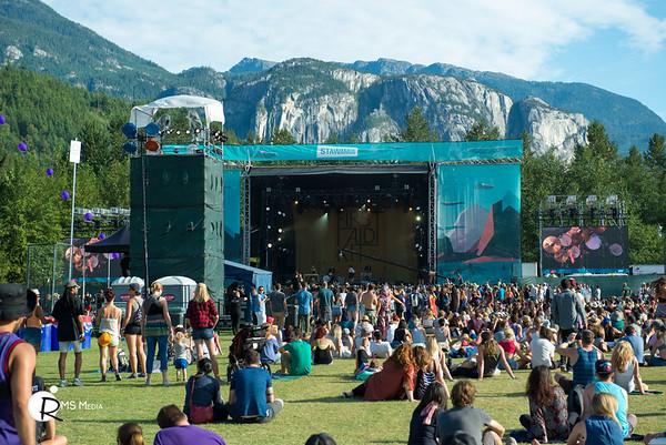 First Aid Kit  | Squamish Valley Music Festival | Squamish BC