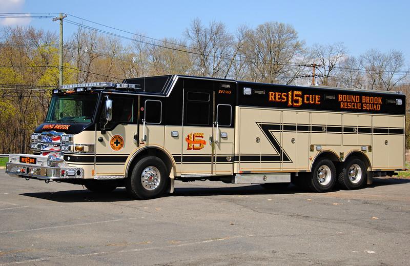 Bound Brook Rescue Squad Rescue 15