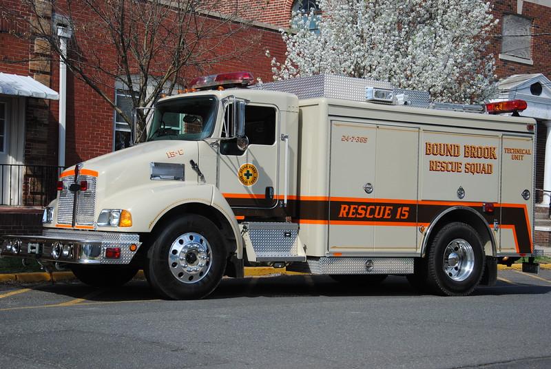 Bound Brook Rescue Squad Rescue 15-C