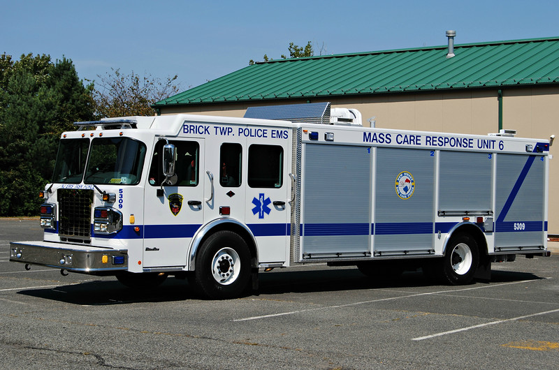 Brick Twp Police EMS Rescue 5309